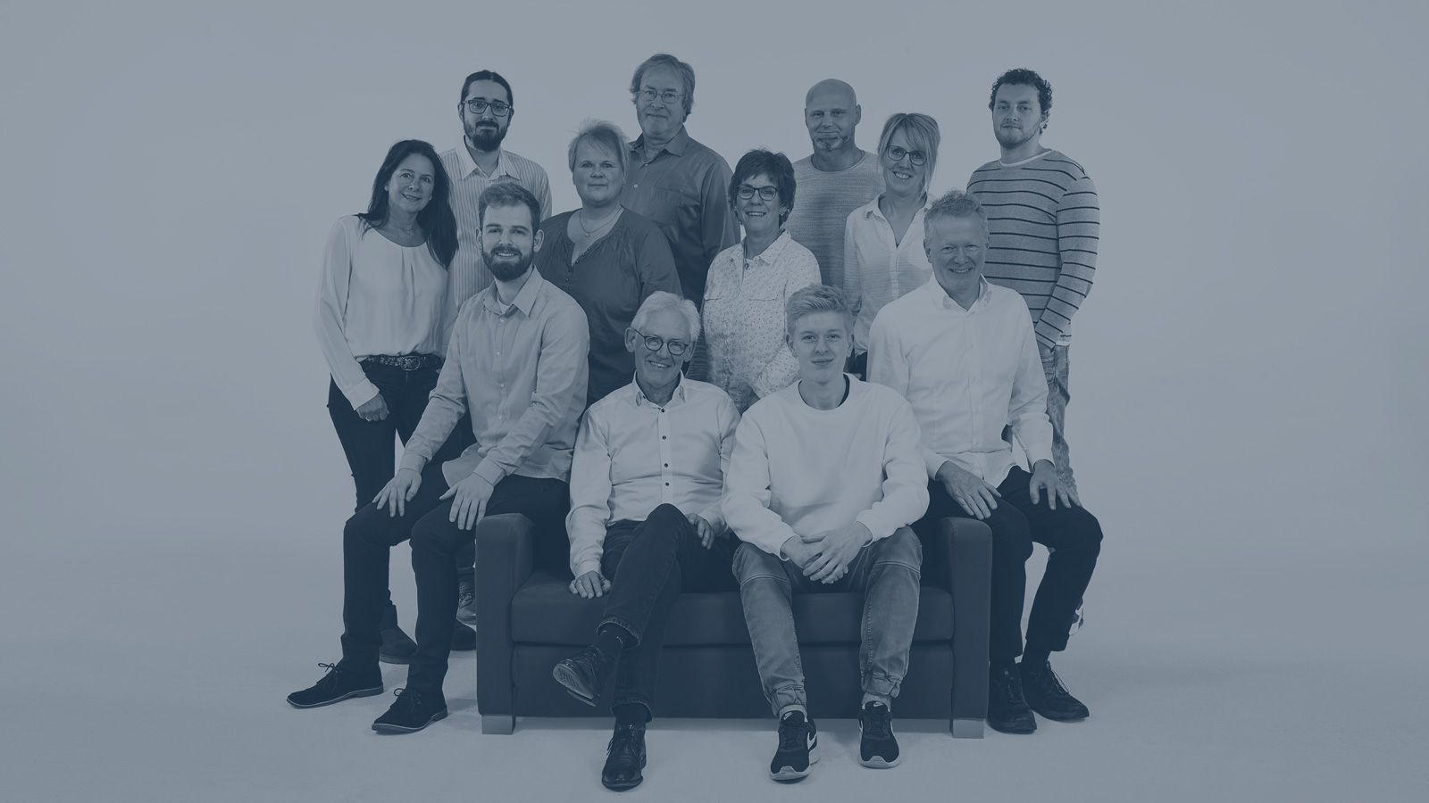 Das Team der FACT Werbeagentur
