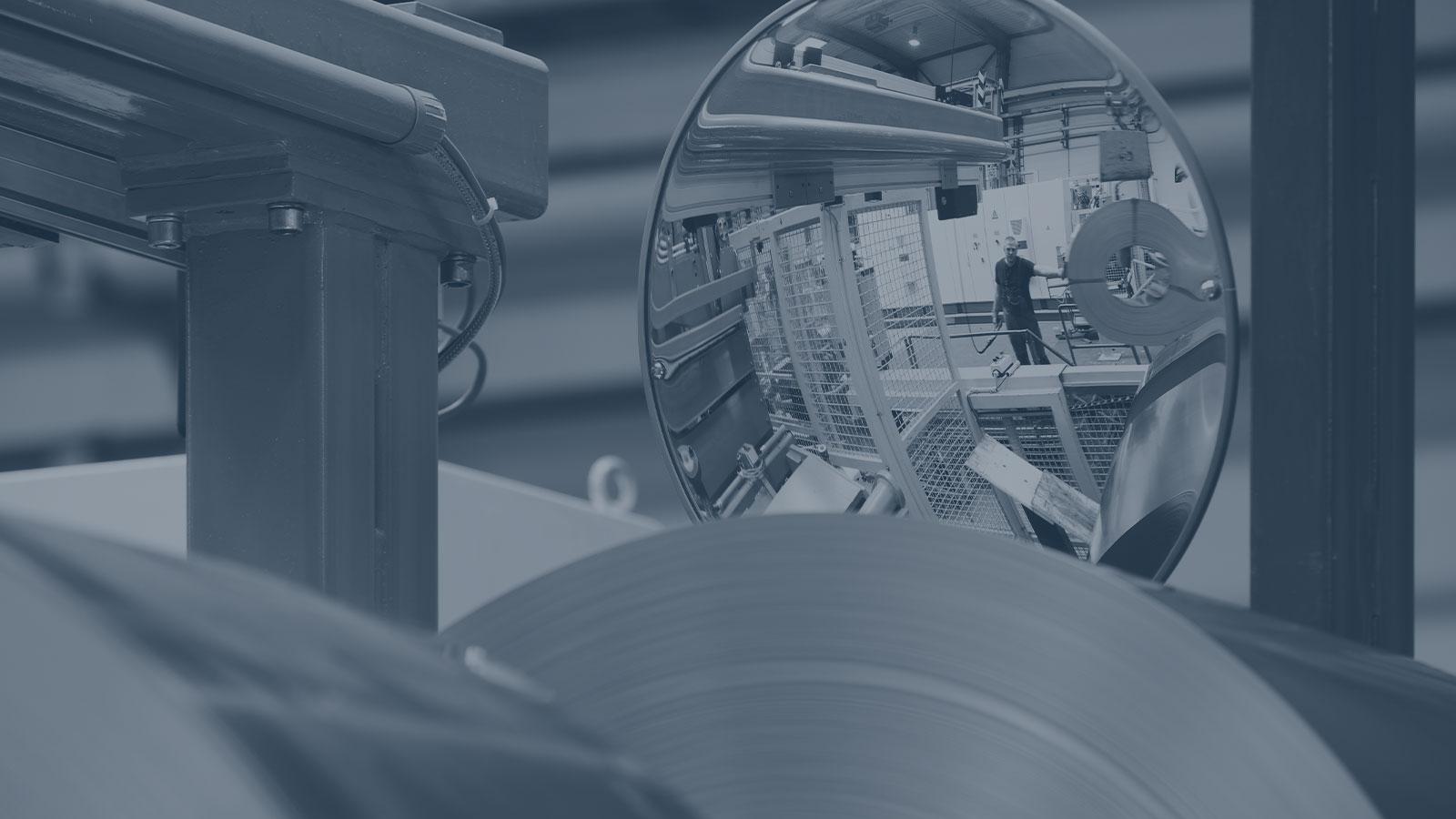 Industriefotografie - Arbeitswelten