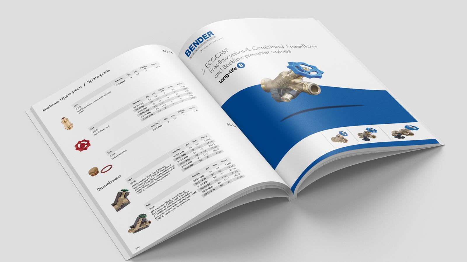 Kataloge & Produktkataloge