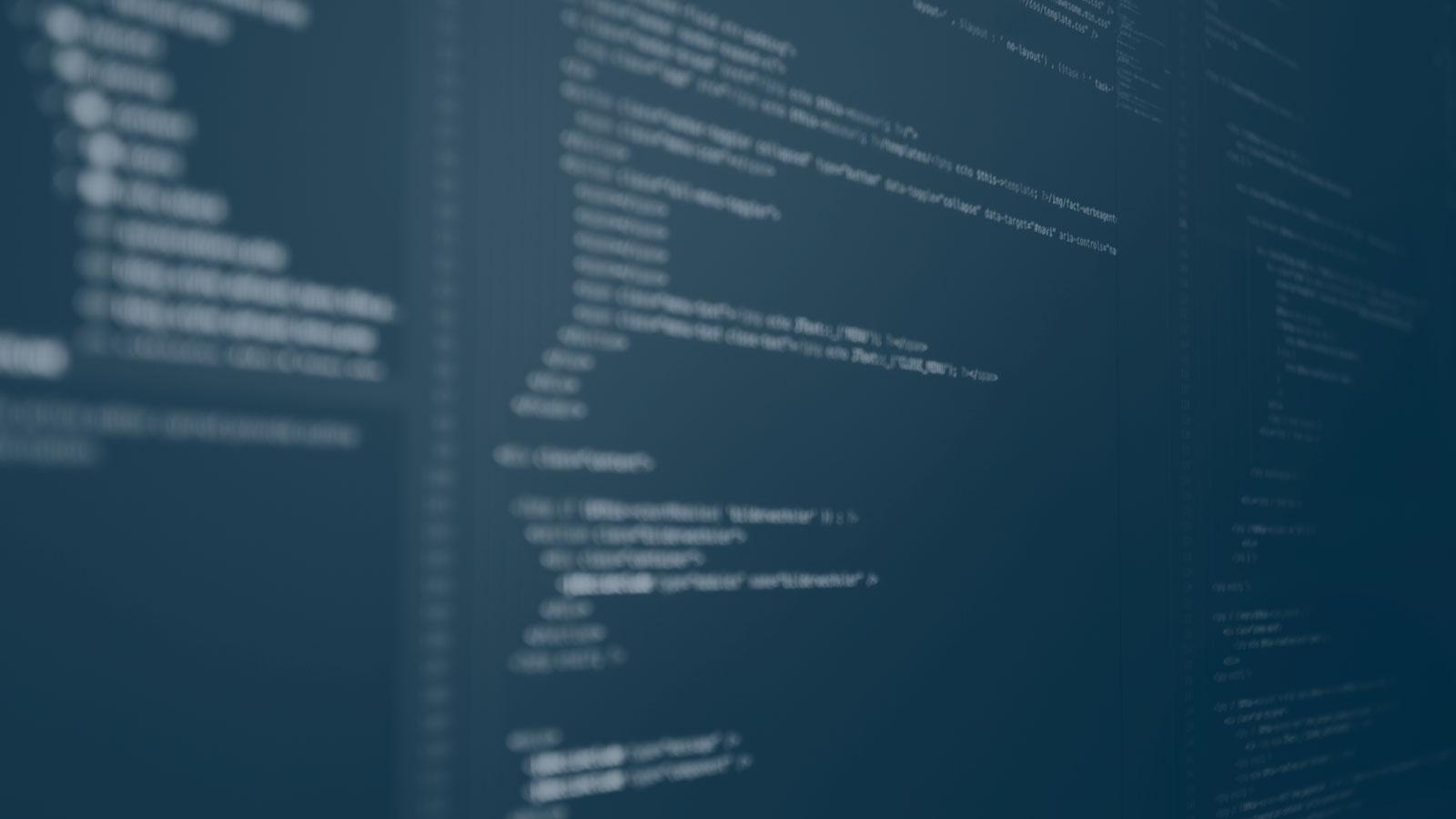 Web & digitale Lösungen. Individuell auf Sie zugeschnitten
